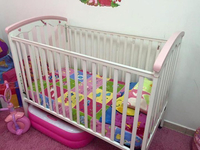 Used Baby bed in Dubai, UAE