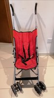 Used Red stroller in Dubai, UAE