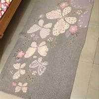 Pottery Barn Kids Rug. Made Of Wool. Used.