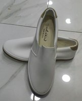 Used Selling vans leather all white 40-45 in Dubai, UAE