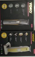Used 2 Yoko rechargeable trimmer offer price in Dubai, UAE
