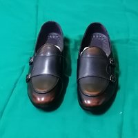 Used Men's pointed shoes (39) in Dubai, UAE