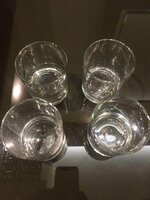 Used 4 glasses in Dubai, UAE