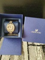 Used Swarovski oval watch in Dubai, UAE
