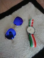 Used Bundle Rayban AND WATCH pps in Dubai, UAE