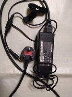 Used Toshiba Ac adapter charger in Dubai, UAE
