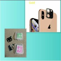 Used 2 pcs iphone 11 rear camer lens cover in Dubai, UAE