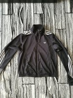 Used Adidas track jacket medium for women in Dubai, UAE