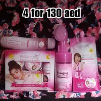 Used REJUV FOAMING SUNSCREEN FEMWASH COMBO in Dubai, UAE