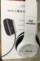 Used Headphone wireless new one. in Dubai, UAE