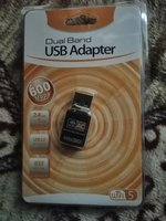 Used Adapter usb for laptop or pc 5ghz in Dubai, UAE