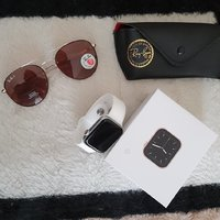 Used Bundle Offer Rayban & l Watch 6 LE👈🔥 in Dubai, UAE