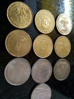 Used Commemorative coins& rare coins in Dubai, UAE