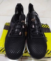 Used Breathable safety shoes size 43 in Dubai, UAE