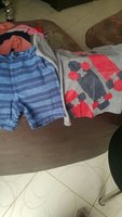 Used Boy shirt and short nicker in Dubai, UAE