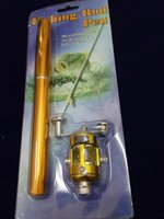 Used Portable Pen Size Fishing Rod in Dubai, UAE