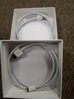 Used Apple phone/Apple Airports orginal cable in Dubai, UAE