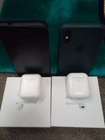 Used AirPods ONE get ONE free in Dubai, UAE