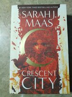 Used Crescent city book in Dubai, UAE