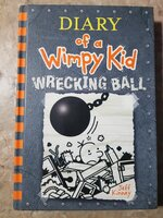 Used Diary of a wimpy kid: wrecking ball in Dubai, UAE