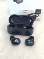 Used New model Bose with charging case in Dubai, UAE