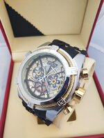 Used INVICTA WATCH HIGH MASTER CHRONOGRAPH in Dubai, UAE