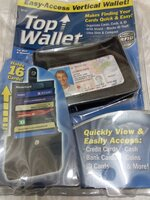 Used RFID BLICKING PULL OUT WALLET in Dubai, UAE