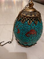 Used Lighting copper vase in Dubai, UAE
