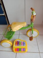 Used Tricycle and piano sale in Dubai, UAE