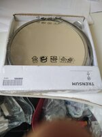 Used Ikea face mirror in Dubai, UAE