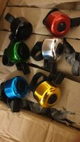 Used Cycle Bells 6 peices in Dubai, UAE