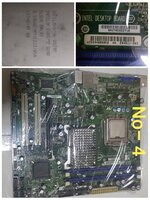 Used Ddr2 intel motherboard + processor in Dubai, UAE