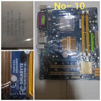 Used Ga-g31m-es2l motherboard and processor in Dubai, UAE