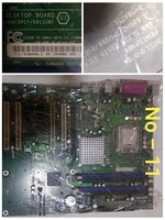 Used 3.6GHZ Pentium 4 processor and motherboa in Dubai, UAE
