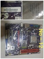 Used Pentium doul core motherboard and proces in Dubai, UAE