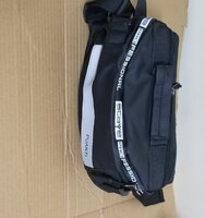 Used Modern sport waterproof belt bag/black in Dubai, UAE
