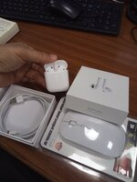 Used OFFER.Apple AirPods + Mouse in Dubai, UAE