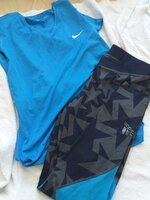 Used Nike and addidas sports clothes in Dubai, UAE