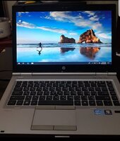 Used HP Elitebook 8460p i5 250GB HDD 4GB RAM in Dubai, UAE