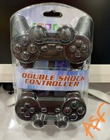 Used Double shock controller for play games in Dubai, UAE