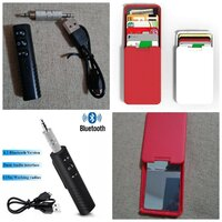 Used Bluetooth connector +RID antithft WALLET in Dubai, UAE