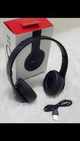 Used P47 POWERFUL HEADPHONE NEW in Dubai, UAE