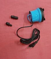 Used Silent water pump blue in Dubai, UAE