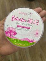 Used BIHAKU BODYSCRUB 2PCS in Dubai, UAE