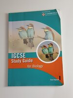 Used Westminster IGCSE Biology Study Guide in Dubai, UAE