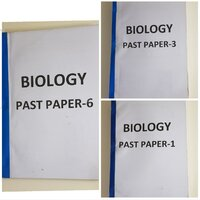 Used BRAND NEW Biology IGCSE Past Papers in Dubai, UAE