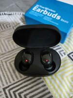 Used Mi earbuds today offer.. Saturday mornin in Dubai, UAE
