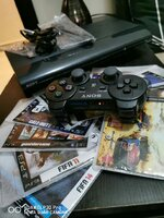Used SONY PLAYSTATION 3 SUPER SLIM 12GB BLACK in Dubai, UAE