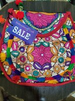 Used Embroidery Bag made in Pakistan New in Dubai, UAE