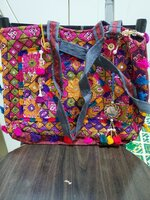 Used Embroidery Bag made in Pakistan in Dubai, UAE